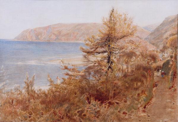 GOODWIN Albert R.W.S. (1845-1932) - Devon.