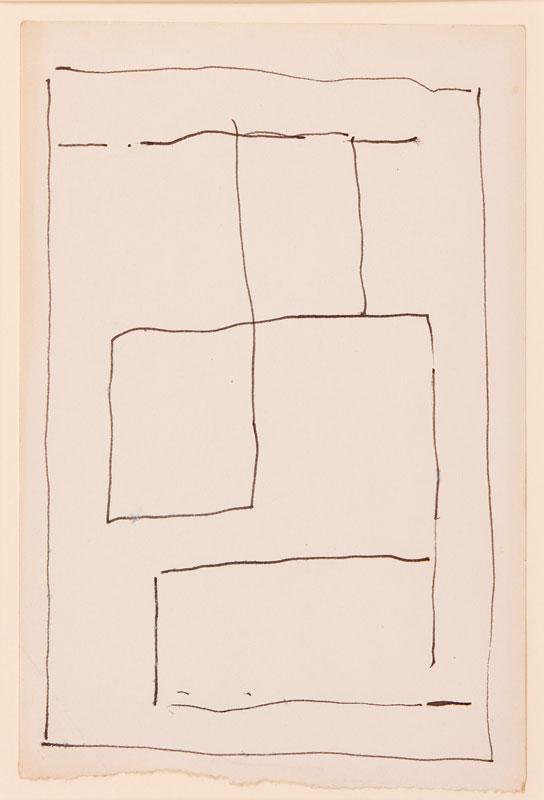 GRANT Duncan L.G. (1885-1978) - Formal design.