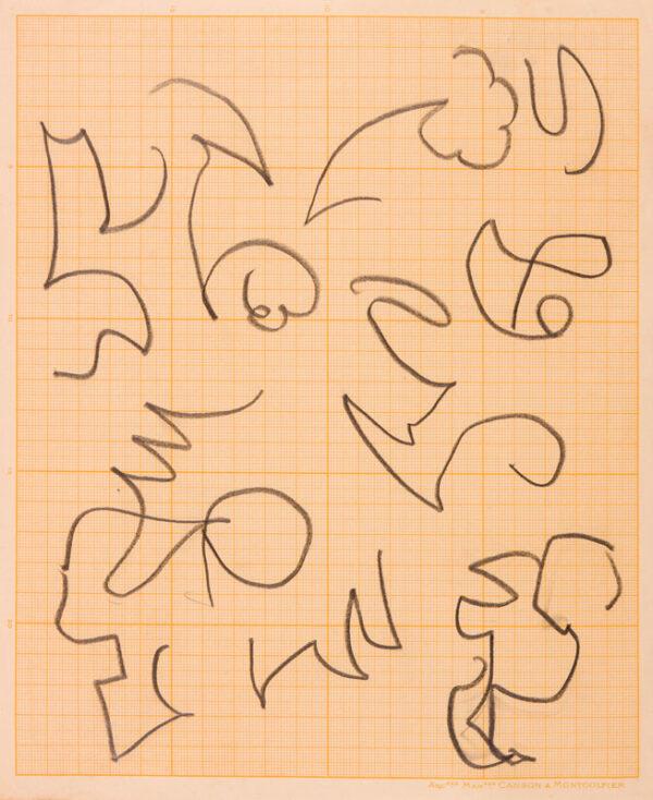 GRANT Duncan L.G. (1885-1978) - Design.