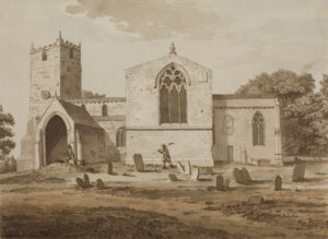 GRIMM Samuel Hieronymous (1733-1794) - Derbyshire.