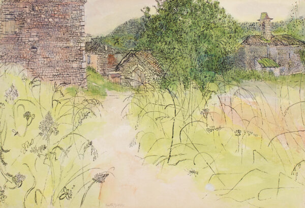 GROSS Anthony R.A. (1905-1984) - 'Le Boulve'.