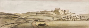 GROSE Francis (1731-1791) - Isle of Wight.