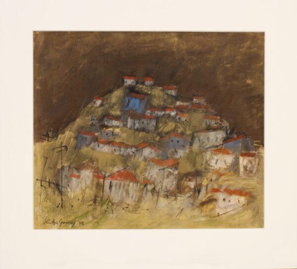 GUNAY Lutfu (b.1924) - Turkey.