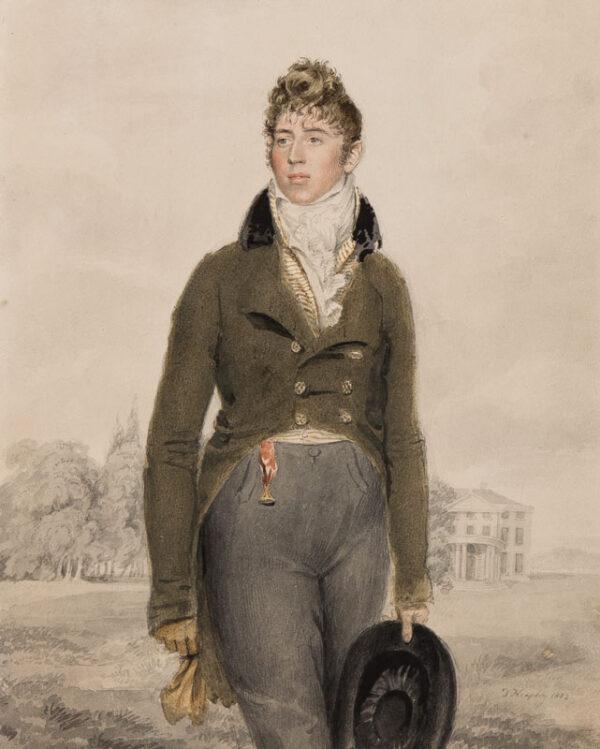 Thomas Heaphy (1775-1835) - Mr Hastings Nathaniel Middleton.