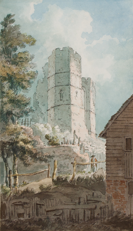 HEARNE Thomas F.S.A. (1744-1817) - Sussex.