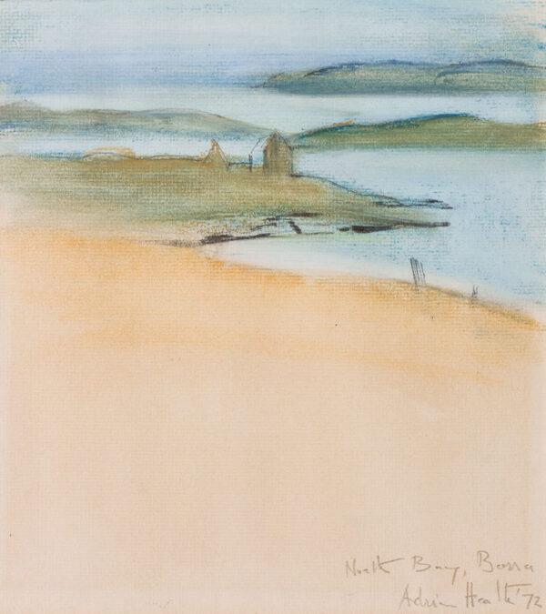 HEATH Adrian (1920-1992) - 'Barra, North Bay'.
