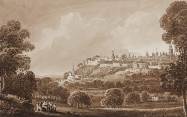 HERIOT George (1766-1844) - 'Angouleme'.