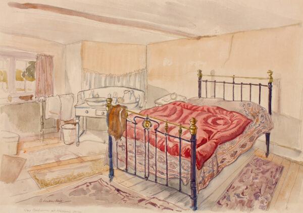 HILL Adrian (1895-1977) - Sussex.