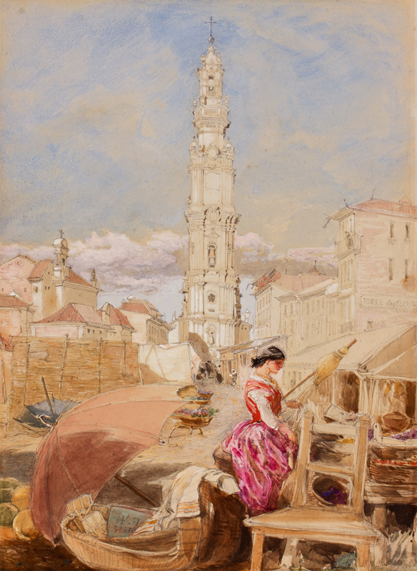 HOLLAND James (1799-1870) - Portugal.