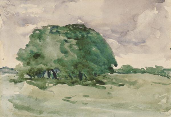 HONE Nathanial (1831-1917) - 'St Doulough's Park', Raheny, Co Dublin.