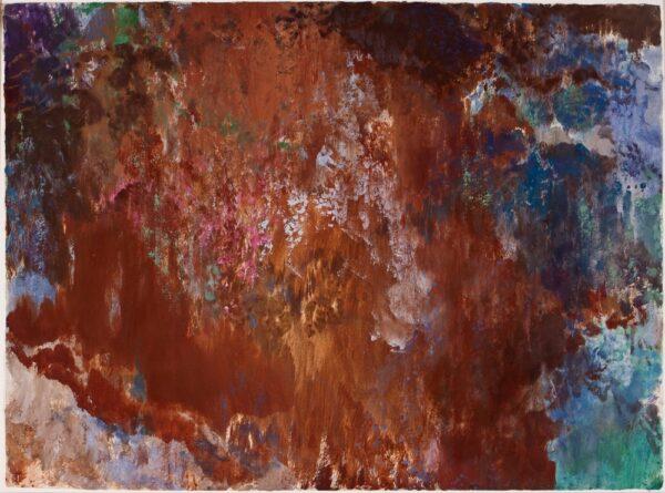 HUBBARD John (b.1931) - 'Reflection'.