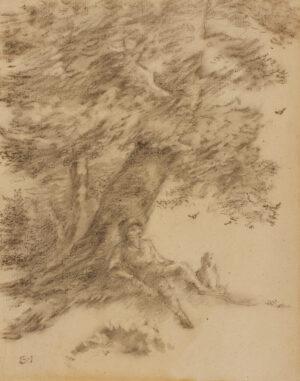 IMAGE Selwyn (1849-1930) - Summer tree.
