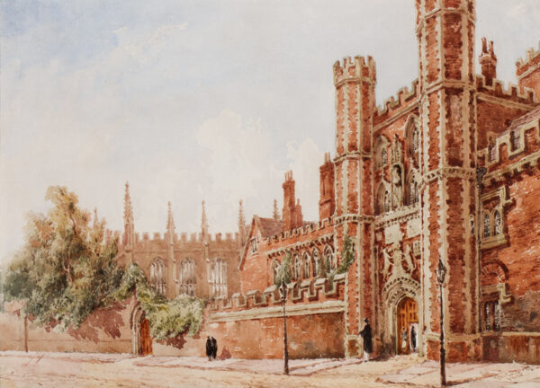 INCE Joseph Murray (1806-1859) - St John's College, Cambridge.