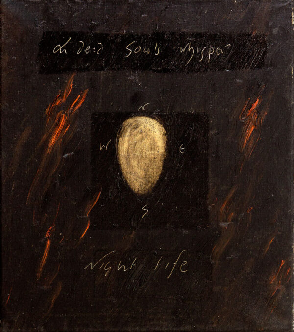 JARMAN Derek (1942-1994) - 'A Dead Soul's Whisper'.