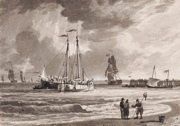 JOY John Cantiloe (1805-1859) - Norfolk.