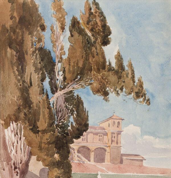 CRICHTON-STUART Lady James (Nee Hannah Tighe) (1800-1872) - The Alhambra, Granada.