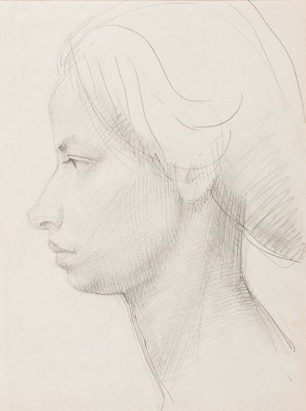 LAMB Henry (1883-1960) - Profile: Edie McNeill.