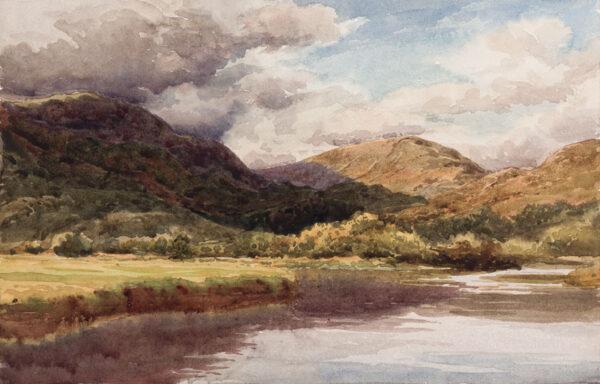 LAW David R.B.A. (1831-1901) - Wales.