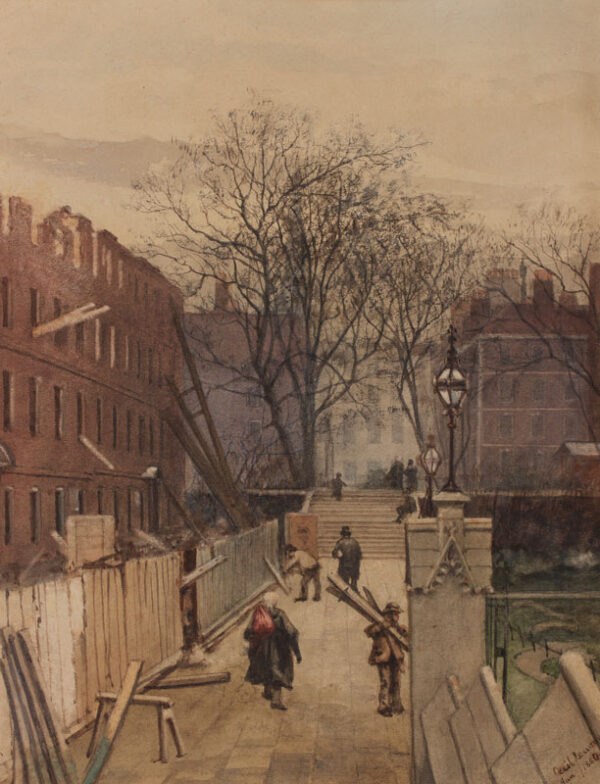 LAWSON Cecil Gordon (1851-1882) - London.