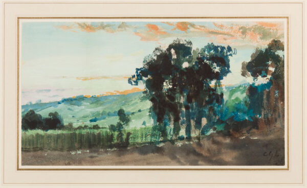 LAWSON Cecil Gordon (1851-1882) - Kent.