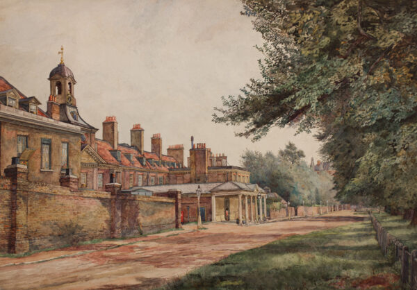 LEE Frederick Walter (1863-1948) - London.