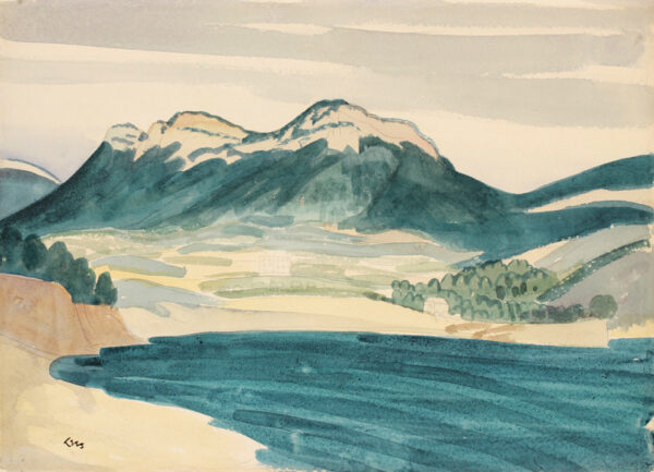 LEES Derwent N.E.A.C. (1885-1931) - The Bay of Banyuls.