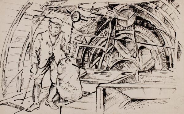 LINES Vincent V.P.R.W.S. (1909-1963) - Suffolk.