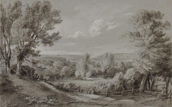 LONG Amelia (Lady Farnborough) (1762-1837) - 'Bromley Hill', Kent.
