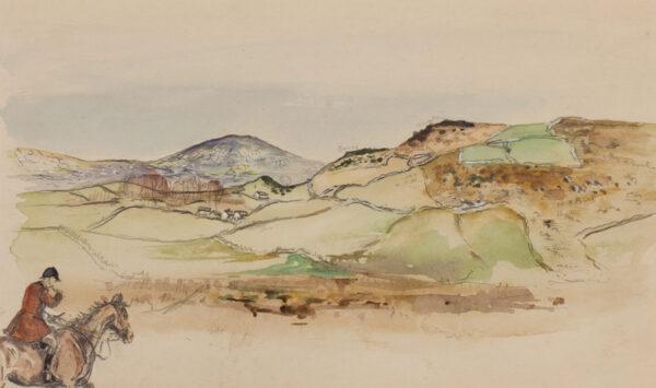 LYNE Michael (1912-1989) - Co Cavan.