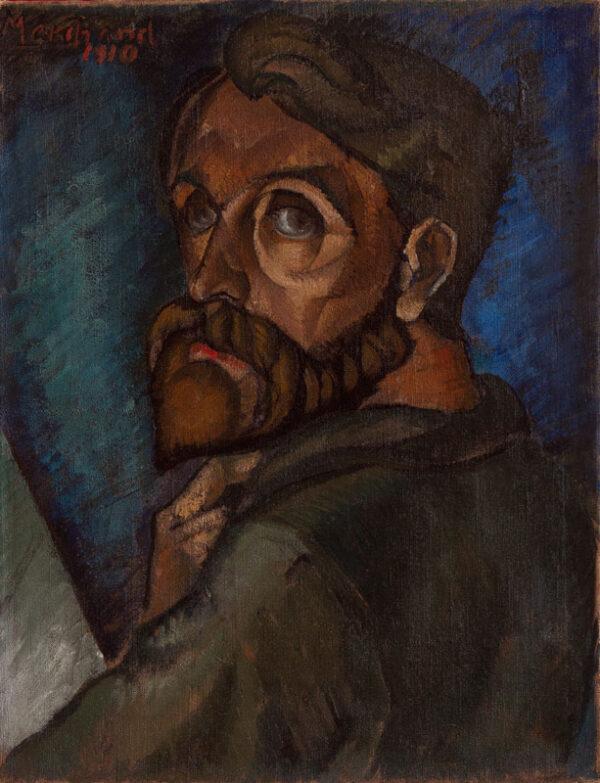 MARCHAND Jean Hippolyte (1883-1940) - Self-portrait.