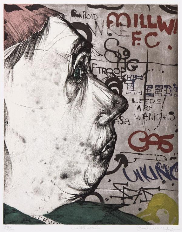 McFADYEN Jock R.A. (b.1950) - 'Millwall'.
