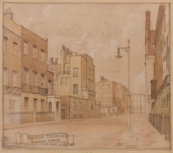 MEMBROW Victor (b.1900-d.?) - London.