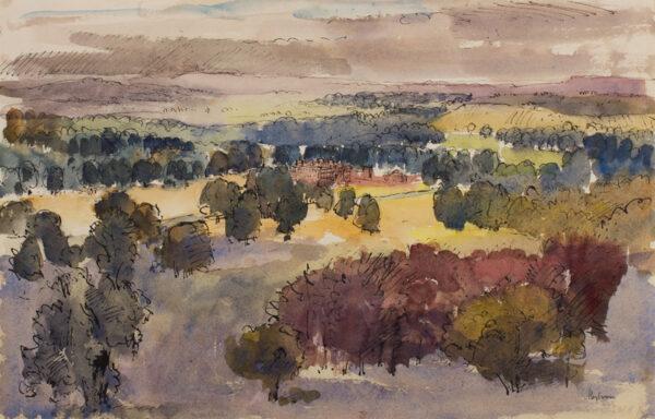 METHUEN Lord (Paul) R.A. (1886-1974) - 'Longleat'.
