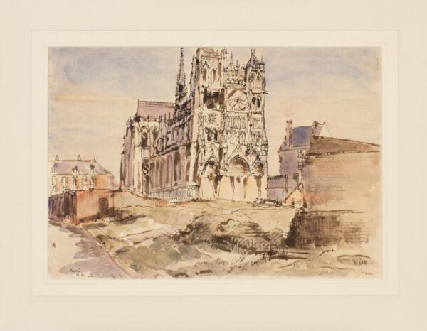 METHUEN Lord (Paul) R.A. (1886-1974) - 'Amiens': wartime.