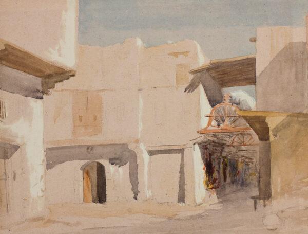 MULLER William James (1812-1845) - Egypt.