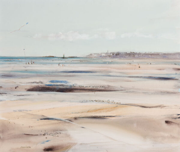 MURISON Neil R.W.A. (b.1930) - 'Granville', Normandy.