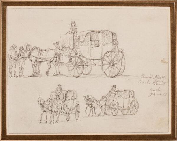 NASH Frederick O.W.S. (1782-1856) - London.