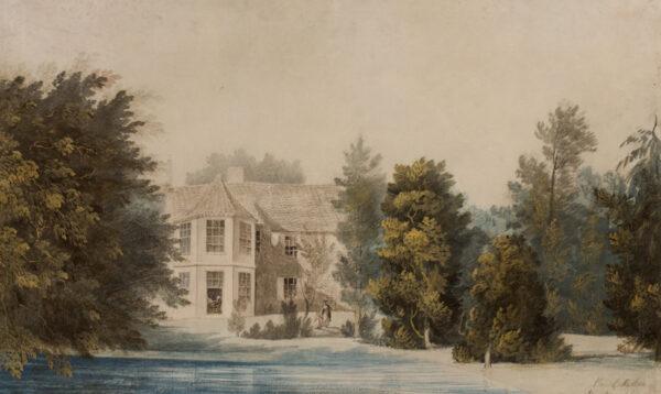 NATTES Jean-Claude (c.1765-1839) - Lincolnshire.