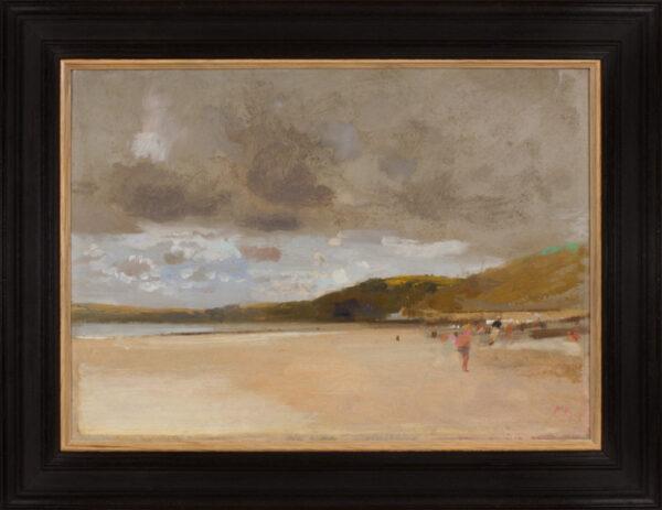 NICHOLSON Roger (1922-1986) - Beach near Tenby.