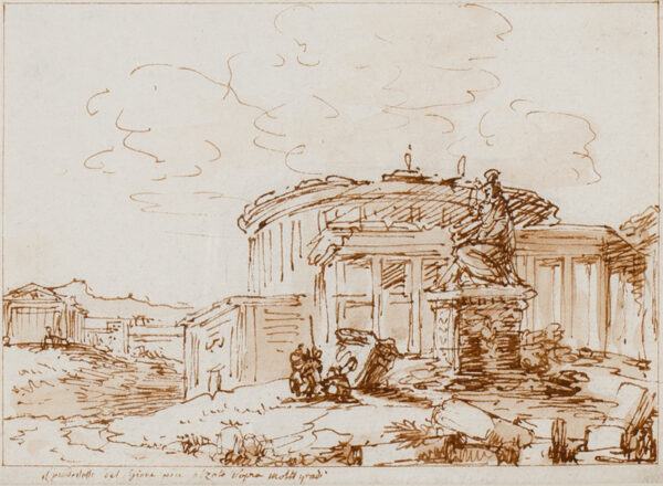 NICOLLE Victor Jean (1754-1826) - Rome.