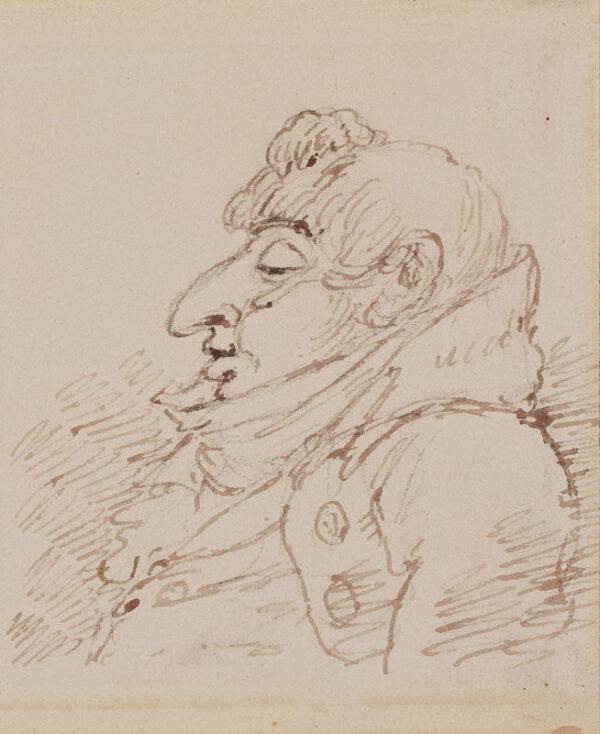 NIXON John (c.1750-1818) - 'Ralph Lopez'.
