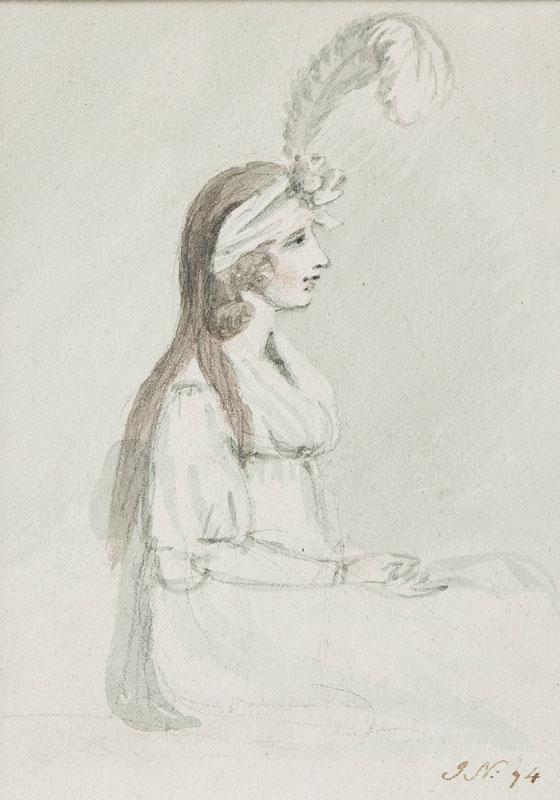 NIXON John (c.1750-1818) - 'Drury Lane Theatre'.