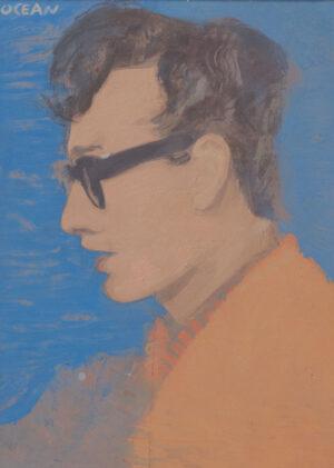 OCEAN Humphrey R.A. (b.1951) - 'Buddy Holly'.