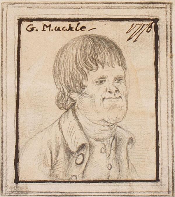 ORDE Thomas (Thomas Orde-Powlett Lord Bolton) (1746-1807) (attributed to) - 'G.