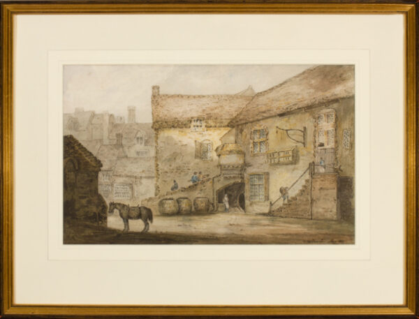 PEARSON William (1772-1849) - 'Blackfriars.