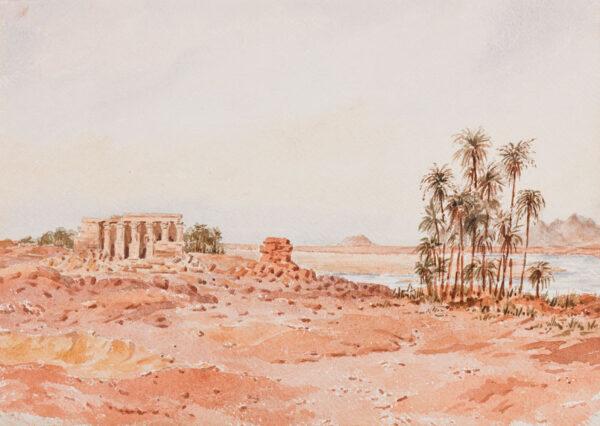 PETIT Rev John Louis (1810-1868) - Egypt.