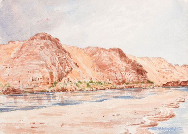 PETIT Rev. John-Louis (1810-1868) - Egypt.