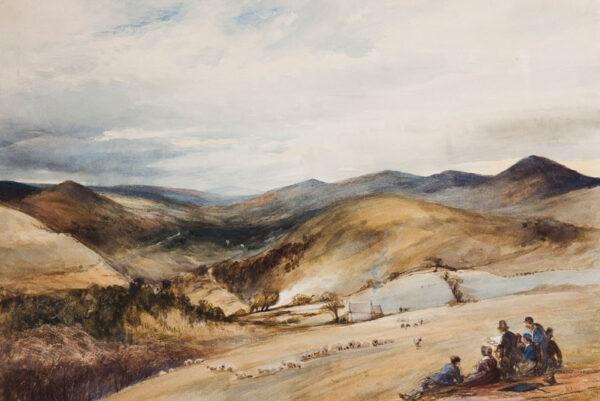 PIDGEON Henry Clarke (1807-1880) - Wales.