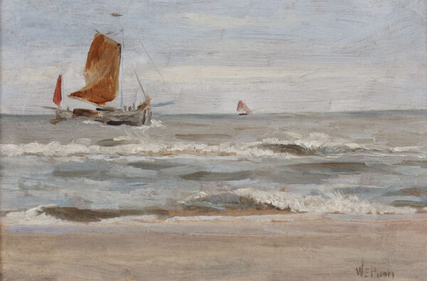PIMM William E. (Exh: 1890-1910) - Off shore.