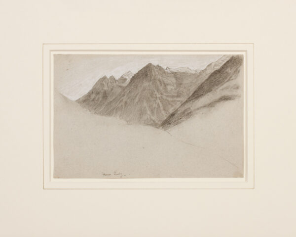 POYNTER Sir Edward P.R.A. (1836-1919) - 'From Luz'.